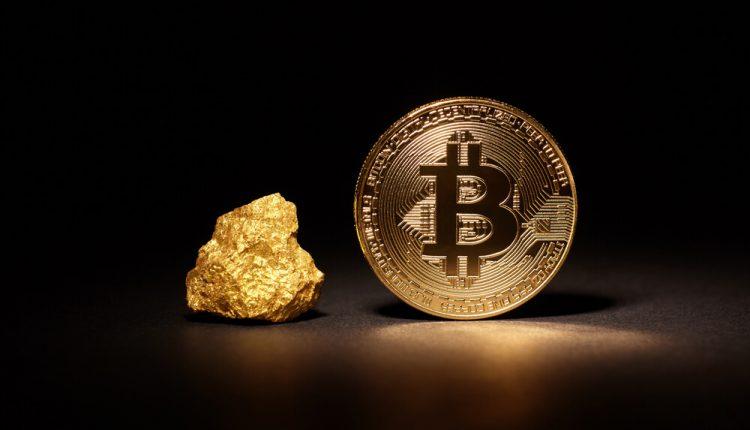 Bitcoin versus Gold1